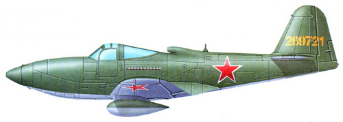 Белл Р-63 «Кингкобра»