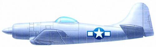 Боинг XF8B-1