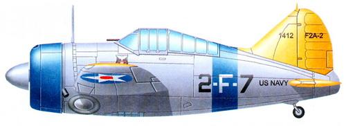 Брюстер F2A «Буффало»