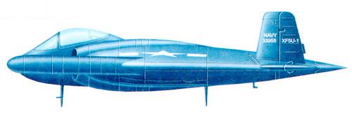 Воут XF5U «Скиммер»
