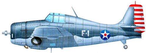 Гурманн F4F «Уайлдкэт»