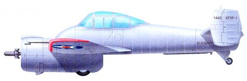 Гурманн XF5F «Скайрокет»