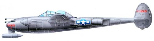Локхид Р-38L «Лайтнинг»