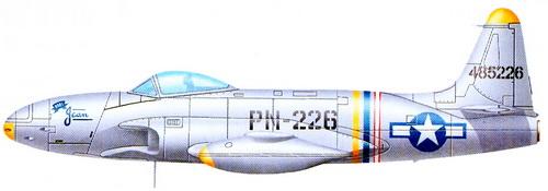 Локхид Р-80A «Шутинг Стар»