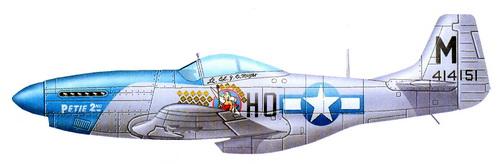 Норт Америкен P-51D «Мустанг»