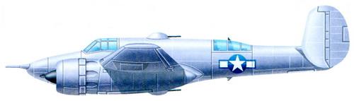 Бич XA-38 «Гризли»