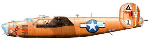 Консолидейтед B-24 «Либерейтор»