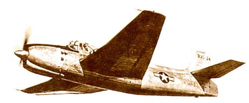 Консолидейтед-Валти XA-41
