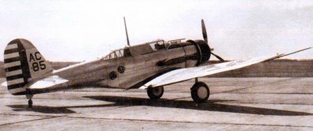 Нортроп A-17/A-33 «Номад»