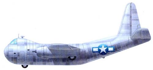 Бадд RB-1 «Конестога»