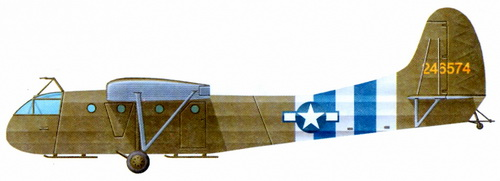 Вако CG-4A «Хэдрайн»