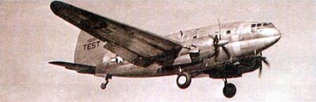 Кертисс C-46 «Коммандо»
