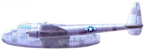 Файрчайлд C-82 «Пэкет»