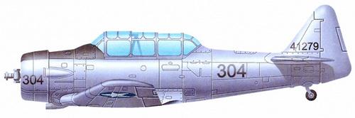 Норт Америкен BC-1/AT-6 «Тексан»