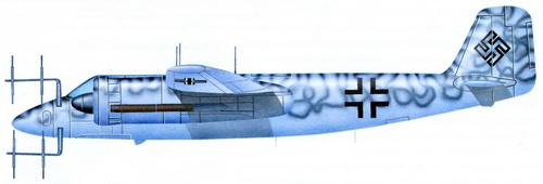 Фокке-Вульф Ta 154