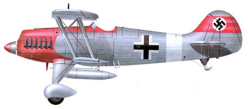 Хейнкель He 51