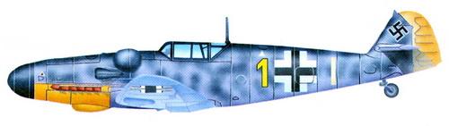 Мессершмитт Bf 109